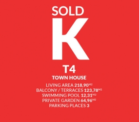 TOWN HOUSE K T4